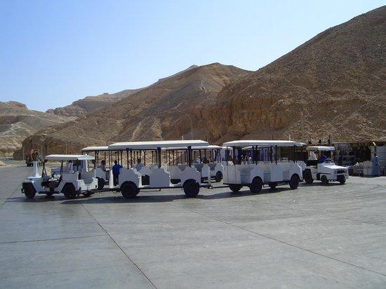 Tal der Könige: транспорт