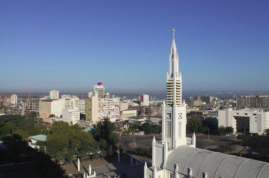 Pestana Rovuma: View from 7th floor
