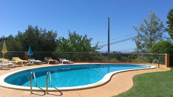 Quinta dos Caracois : Pool area