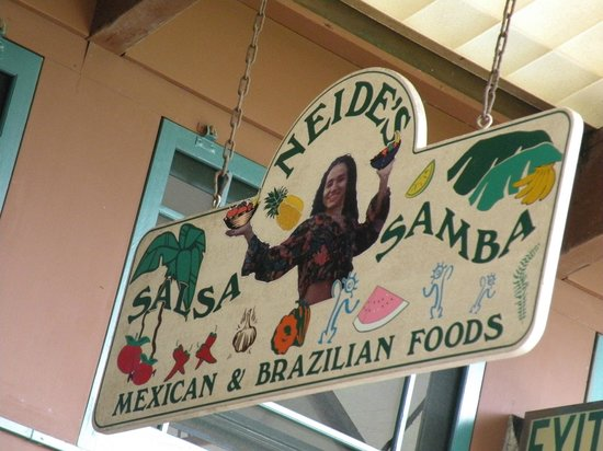 Neide's Salsa and Samba: Neides in Hanalei