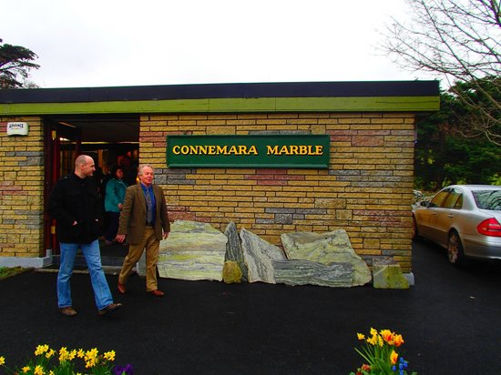 Connemara Marble Visitor's Center