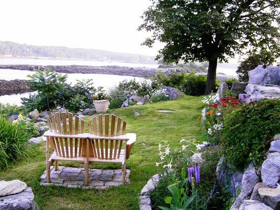 Peaks Island, ME: 5th ME Garden