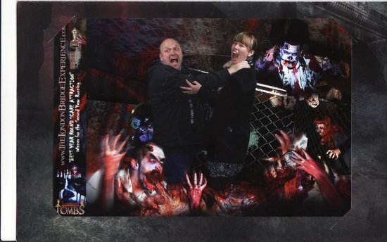 The London Bridge Experience: Scarefest!!