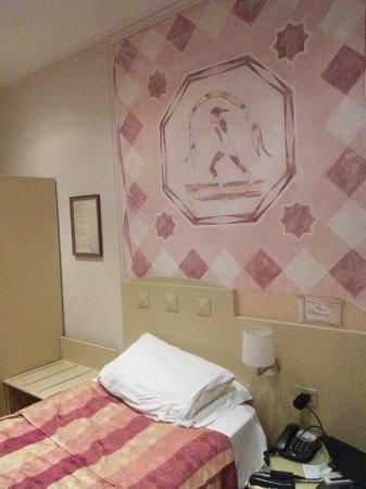 Bologna Hotel Pisa : Single room