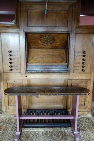 Museo Amstelkring (Iglesia de Nuestro Señor en el Ático): Amstelkring Organ