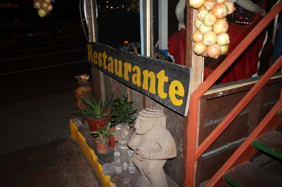 Restaurante Nuestra Tierra: outside