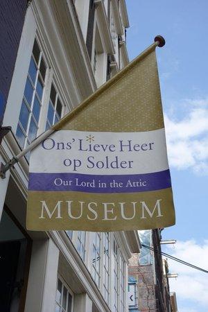 Museo Amstelkring (Iglesia de Nuestro Señor en el Ático): Amstelkring Museum