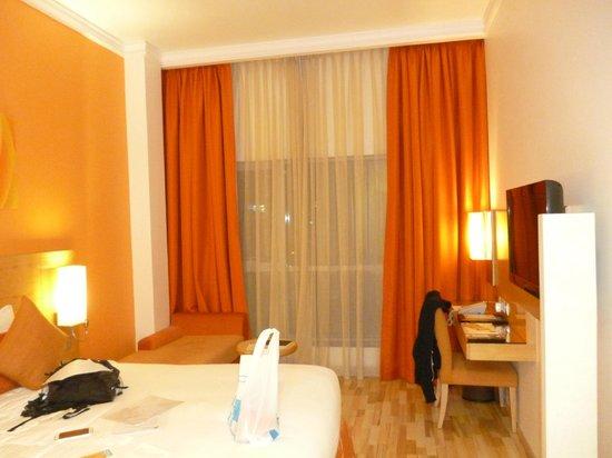 Al Khoory Executive Hotel – Al Wasl: Design et couleurs agréables