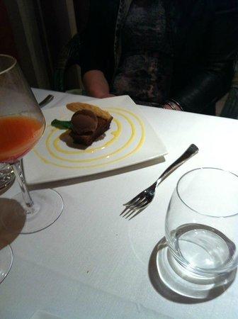 La Ciboulette : brownie chocolat