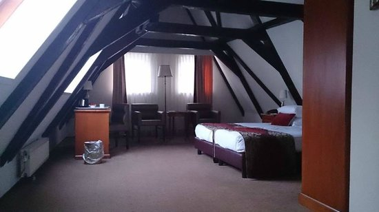 Dikker & Thijs Hotel: One of the better double rooms