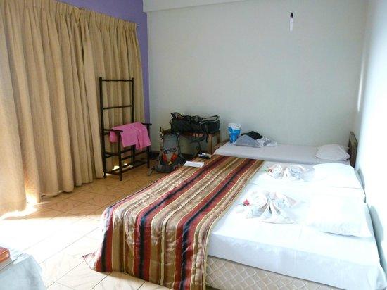 Green View Holiday Resort: Großes Zimmer