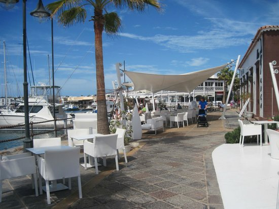 Blue Note Lanzarote: Playa Blanca, great sunset