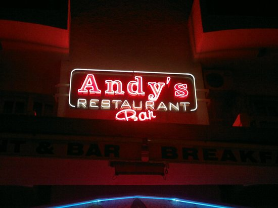 I miss this place picture of andy 39 s restaurant bar for Andy s chinese cuisine