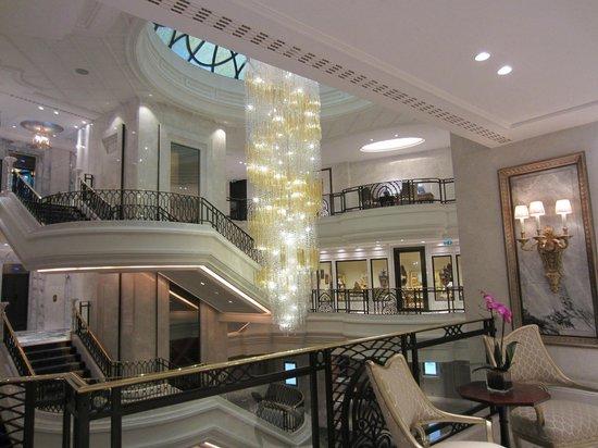 Shangri-La Bosphorus, Istanbul: Lobby