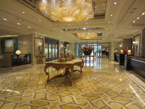 Shangri-La Bosphorus, Istanbul: Entrance lobby