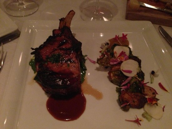 Primo: Pork chop