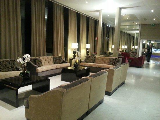 Grand Hotel Duca di Mantova: hall