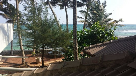 Beach Inns: View from the balcony