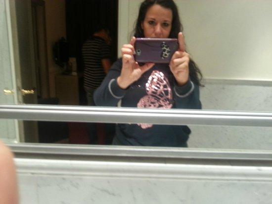 Grand Hotel Duca di Mantova: selfie!!