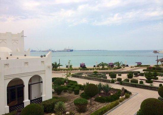 Sharq Village & Spa : sea view