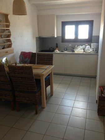 Κoutouloufari Village Holiday Club : Kitchen, room 42