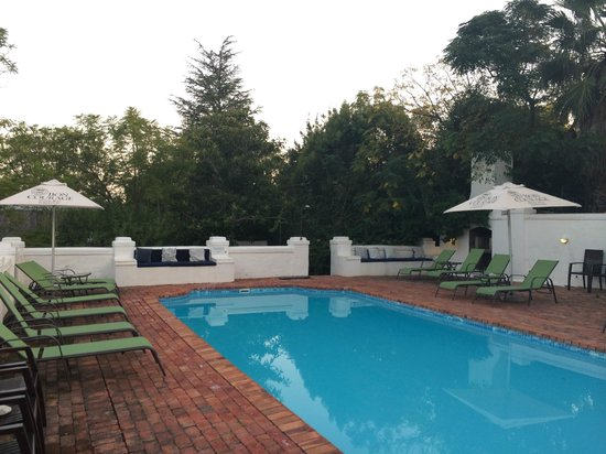 De Kloof Luxury Estate : Zwembad