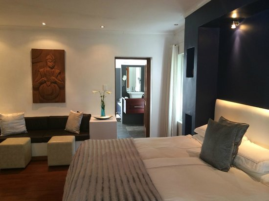 De Kloof Luxury Estate boutique hotel: Kamer
