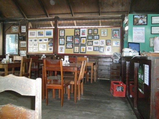 Interior of Ko-Ox Han nah restaurant