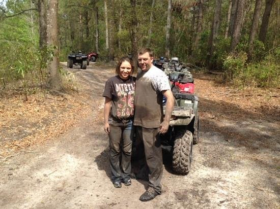 Carolinabackwoods ATV Tours: what a great time