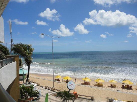 Mirador Praia Hotel: vista do apartamento