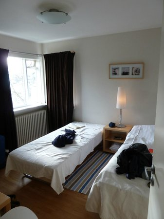 Snorri's Guesthouse : Zimmer