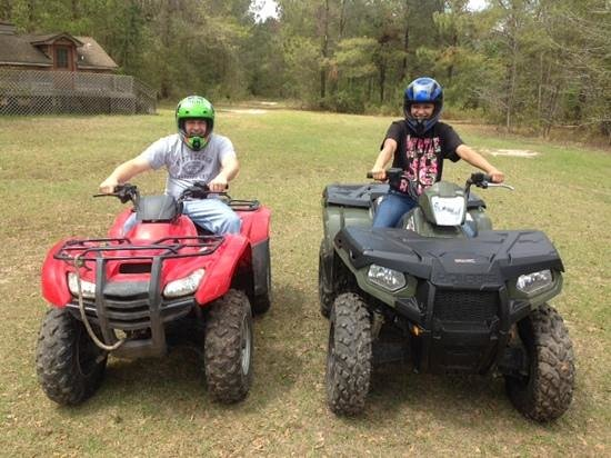 Carolinabackwoods ATV Tours: Such a great time