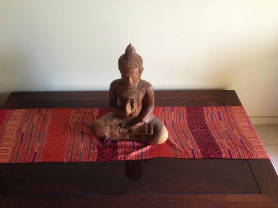 Manor House Boutique Hotel: Buddha