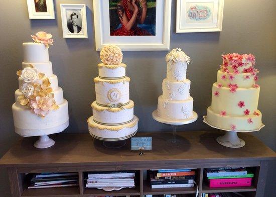 Le Cupcakes di Melissa: Torte, una più bella dell'altra.....