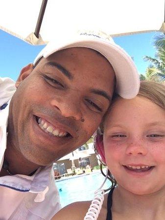 Dreams Palm Beach Punta Cana : German with Hollie