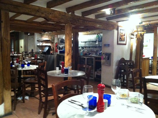 El Restaurante Picture Of Pizza Express Horsham Tripadvisor