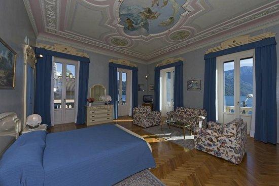 Hotel Villa Marie: Blue Junior Suite