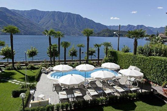 Hotel Villa Marie: View