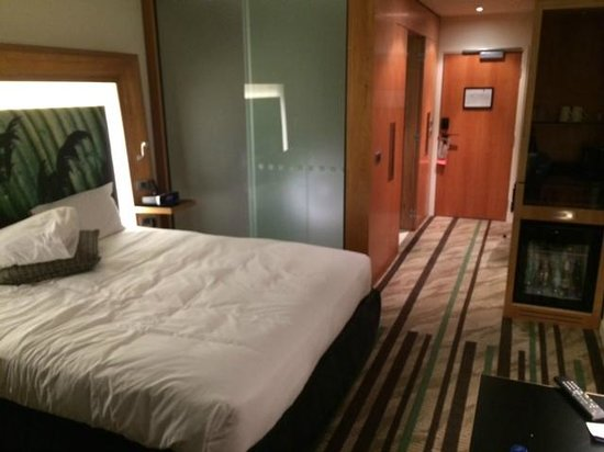 Novotel Auckland Airport: Room
