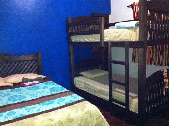 Hostal Luna Nueva: cuarto privado para 3/4