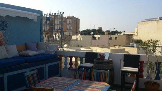 Hostel Malti : Rooftop