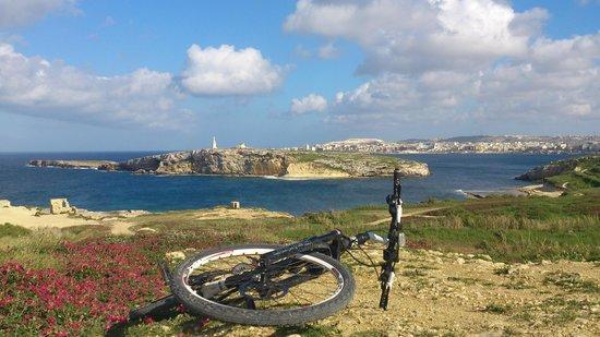 Hostel Malti: Cycle tour