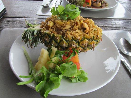 Thai House Beach Resort: Ну очень вкусно!