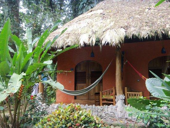 Cariblue Beach & Jungle Resort: Habitaciones