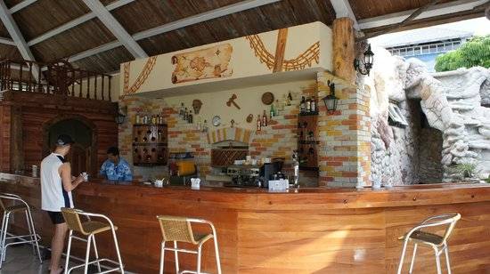 Hotel Playa Costa Verde: View of the snack bar.