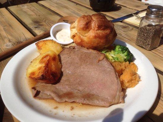 The Argyll Pub: Great Sunday lunch
