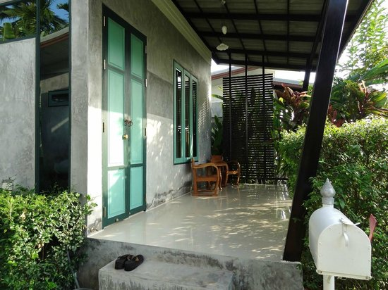 The Gleam Resort: Porch