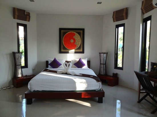The Gleam Resort: Suite room