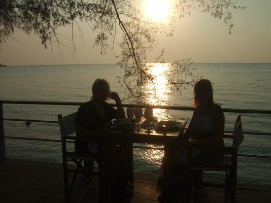 Nikki Beach Koh Samui: Sonnenuntergang