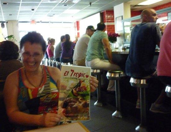 El Tropico Cuban Cuisine: el ambiente